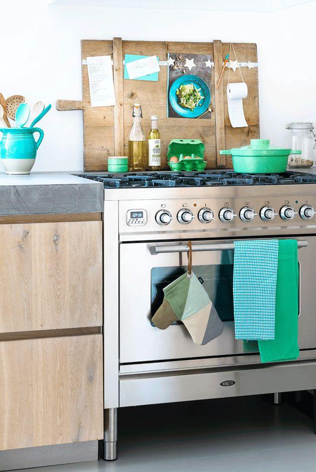 Boodschappenlijstjes, belangrijke afspraken en lekkere recepten. Met een magneetbord in de keuken heb je het allemaal bij de hand.