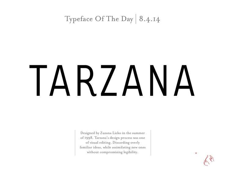 Tarzana Narrow Regular : Download For Free, View Sample ...