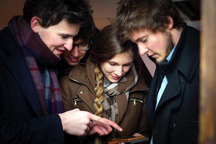 Adventure City - mobilna aplikacja, która zwykły spacer zmieni w prawdziwą przygodę.   Startup Wrocław