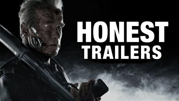 Honest Trailers - Terminator: Genisys #humor #funny #lol #comedy #chiste #fun #chistes #meme