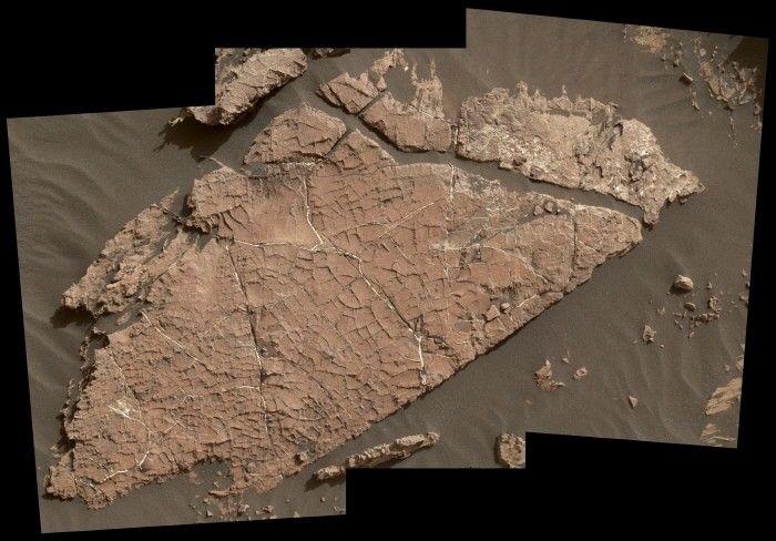 화성에서 발견한 균열 지형…예전엔 진흙? -테크홀릭 http://techholic.co.kr/archives/65708