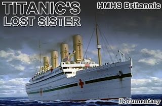 Underwater Videos by CVP: HMHS Britannic - Titanic's Lost Sister - Maritime Documentary