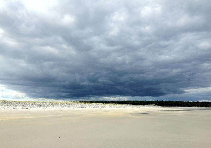 Round Bay Beach, Nova Scotia