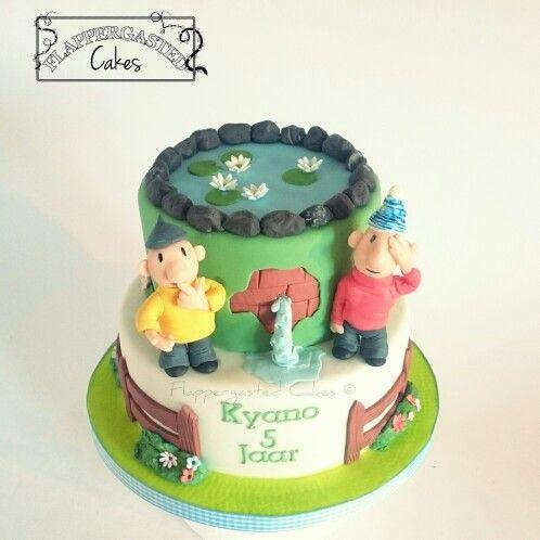Buurman en buurman taart. By Flappergasted Cakes