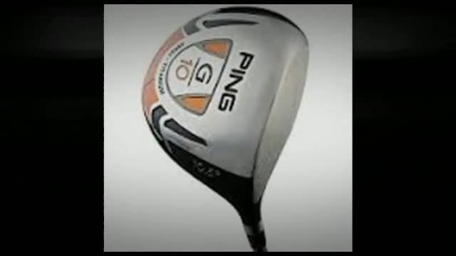 used Ping Golf Clubs is dedicated to delivering customers rebate Ping golf club offers and golf accessory bargains on pre-owned Ping equipment. Our inventory of used Ping Golf Clubs and golf add-ons changes each day, so examine listed here for Used Ping Drivers. We delight in to give golf players around the globe with used Ping Golf Clubs.