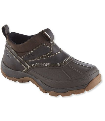 Storm Chaser Slip On Shoe  Arctic Grip Men S
