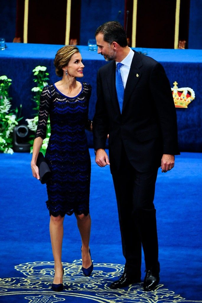 Queen Letizia of Spain Photos: Principe de Asturias Awards Gala
