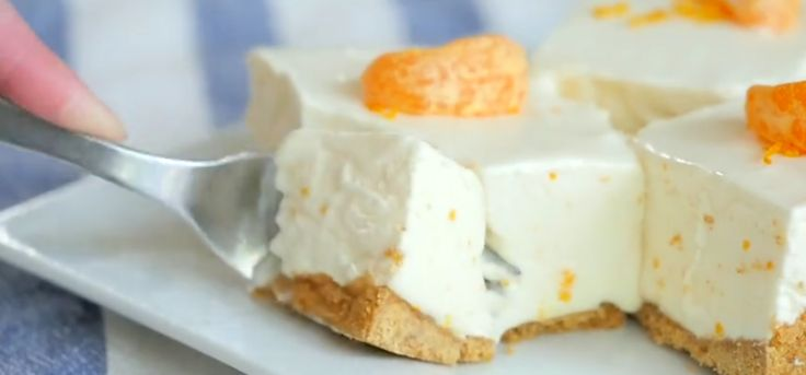Creamsicle Bars | These No-Bake Creamsicle Bars Are Perfect for a Spring Party