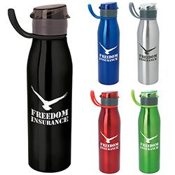 Spectra Sports Bottles are a great promotional item for the gym or on a run.