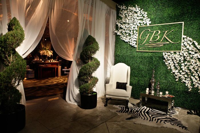 GBK Golden Globes Gift Suite GBK hosted a lounge including gifts and services on Friday and Saturday at the L'Ermitage Hotel in Beverly Hills.