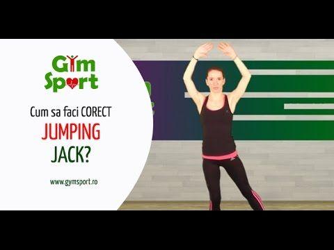 Cum sa faci Jumping Jack?