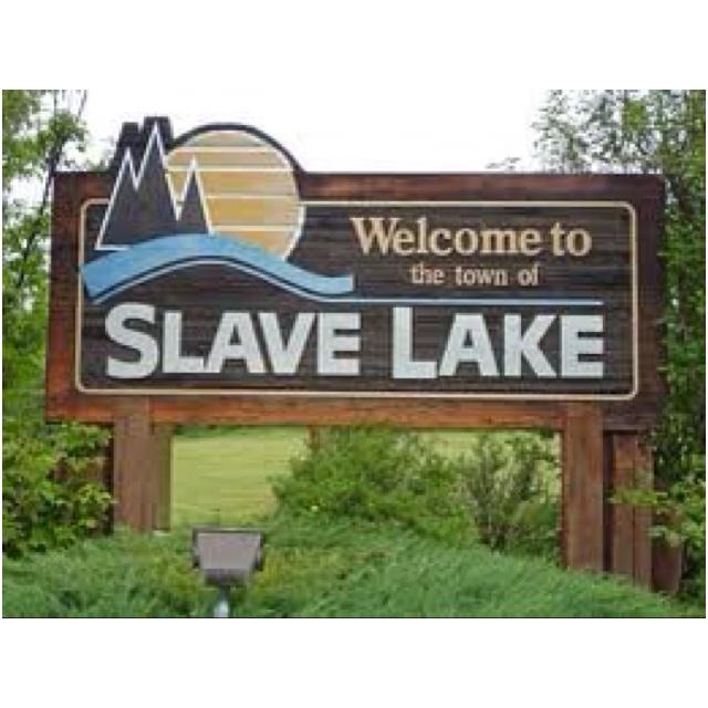 My home :) slave lake Alberta