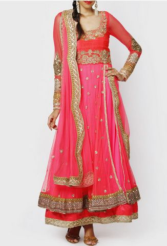 pink red gold