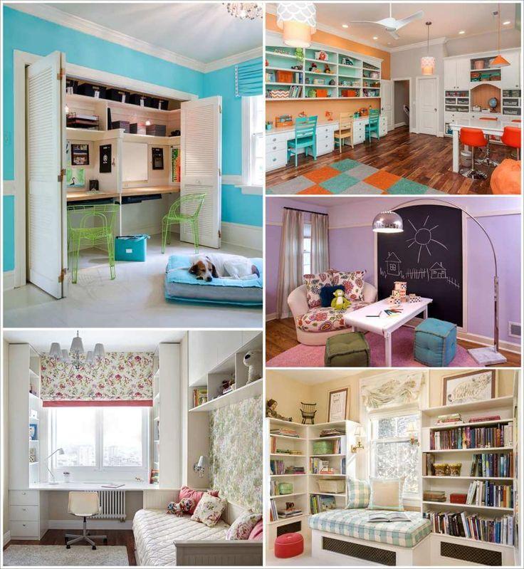 Play And Study Room: 148 Melhores Imagens De Amazing Interior Design Ideas No