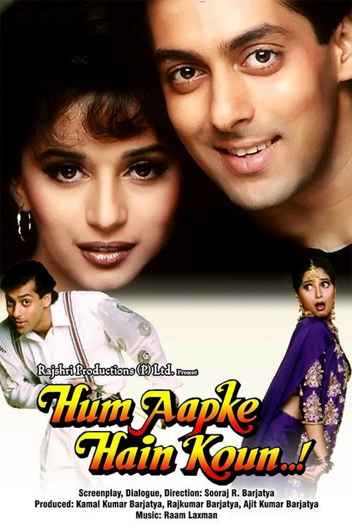 Watch Hum Aapke Hain Koun (1994) Full Movie Online Free