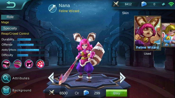 Tips dan Trik Menggunakan Nana di Mobile Legends - Menjelaskan tentang cara menggunakan nana di mobile legends yang baik dan benar