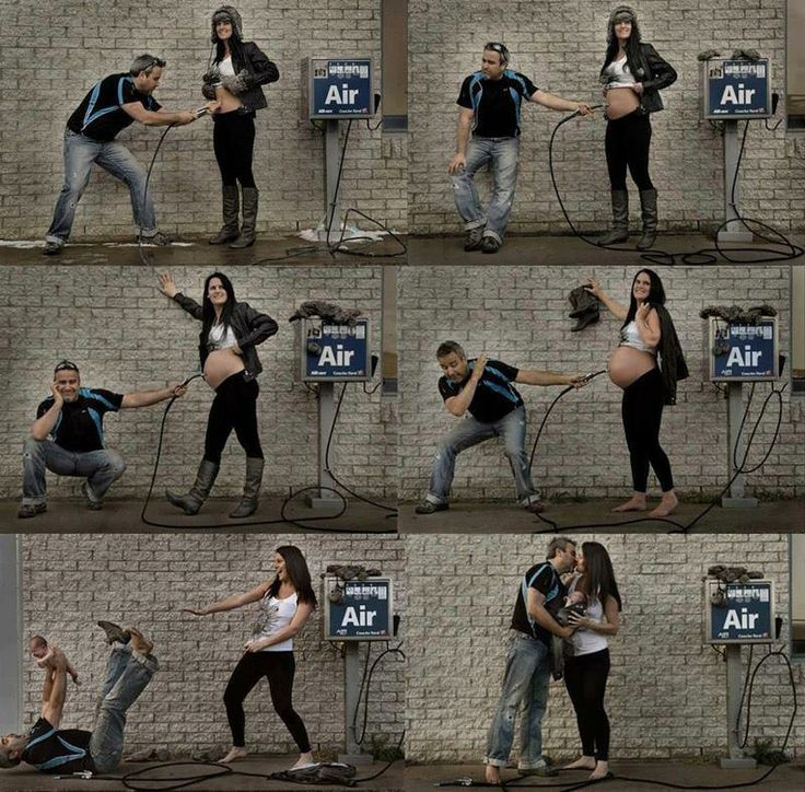 Great Pregnancy Time lapse Photo