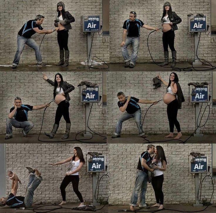 Funny pregnancy pics