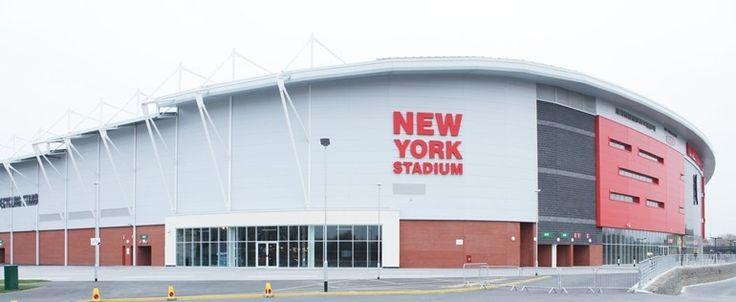 New York Stadium - External - Rotherham United FC