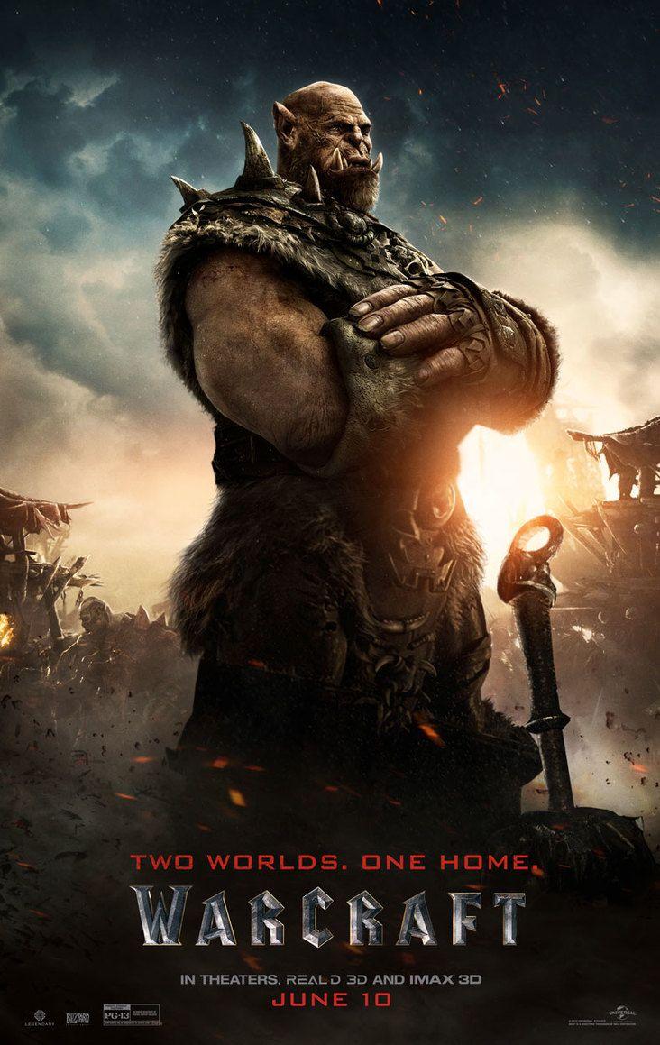 Новые постеры фильма Warcraft / World of Warcraft | MMOBoom.ru