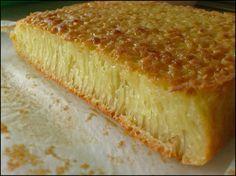 kitchen tigress: Kuih Bingka Ambon (Ambon Honeycomb Cake) Video