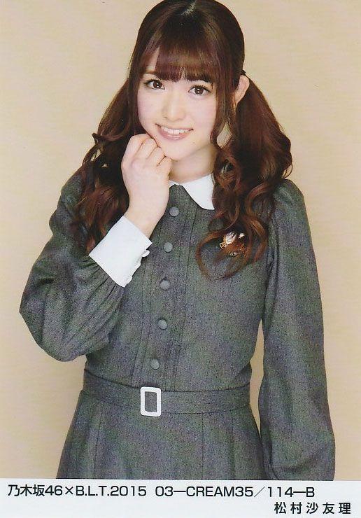 松村沙友理 — shiraishi-mai46th:   Matsumura Sayuri - B.L.T....