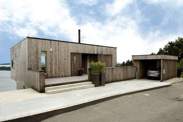 Northface House by Element Arkitekter | NordicDesign