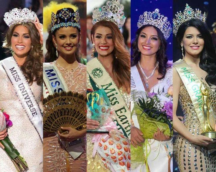 beauty queens of 2013