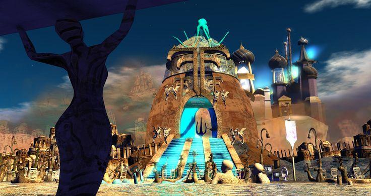 https://flic.kr/p/ruH5AX | Fantasy Faire 2015 - Poseidons Abyss