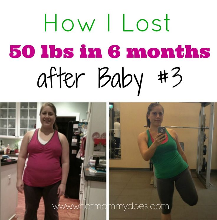 is it possible to lose weight after pregnancy