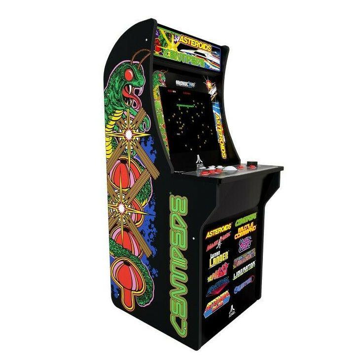 MultiGame Arcade 12 n 1 Trackball Games w 12