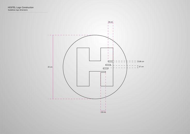 Corporate Identity Hostel_Upstairs_Late Bar_Logo dimensions_2_Yianart