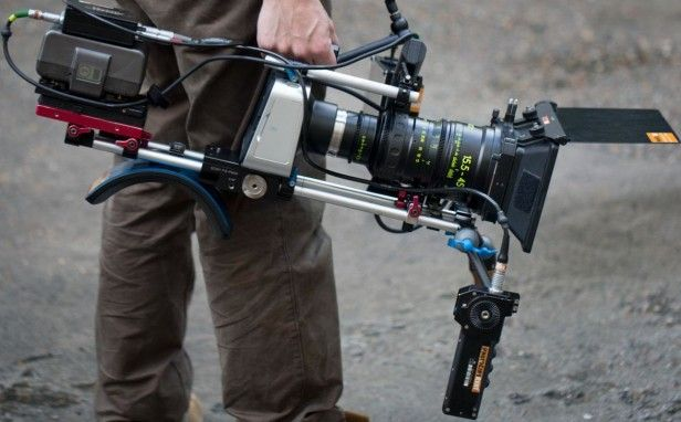 Blackmagic Camera Tricked Out Cine Package. Yes, please.