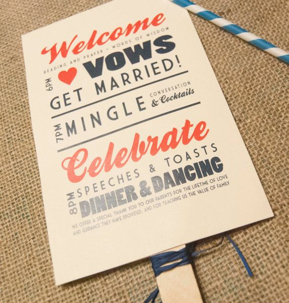 Best 25+ Wedding programs wording ideas on Pinterest | Wedding ...