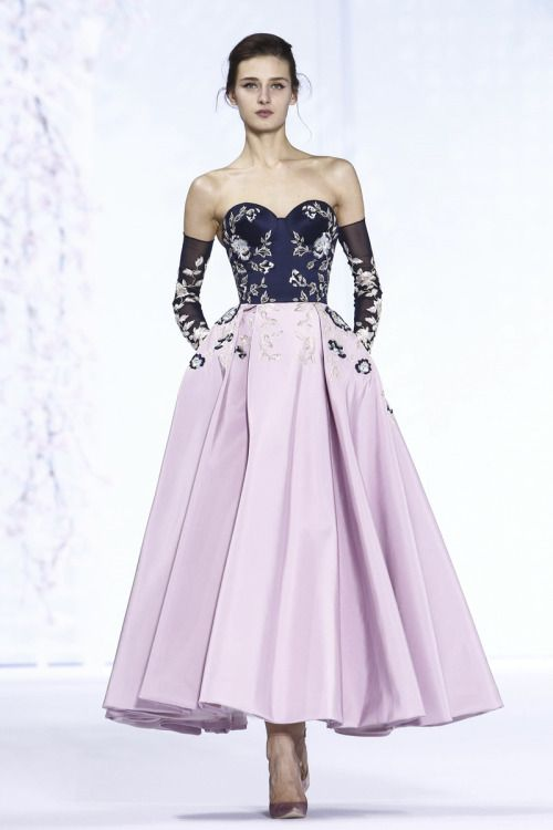 Highfashionporn Ralph Russo Couture Ss16 Style Is Viral Posh Frocks Pinterest Luxury