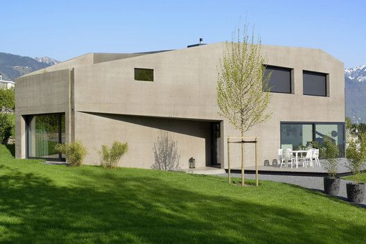 Gallery of Villa Dind / Link architectes - 3