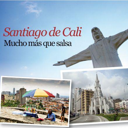 Santiago de Cali en Valle del Cauca http://www.inkomoda.com/santiago-de-cali-mucho-mas-que-salsa/
