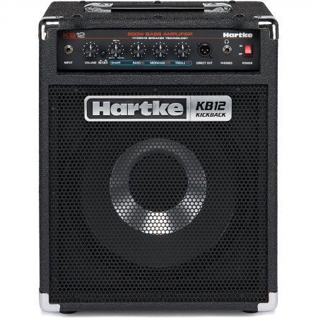Hartke Kickback KB12 Bass Combo (MKII)