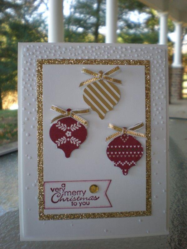 CC610 Guest Designer Sample- Roberta's card