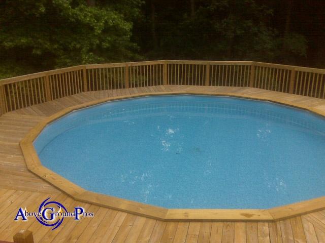 Above Ground Swiming Pool Pic Ideass Atlanta Home Decor