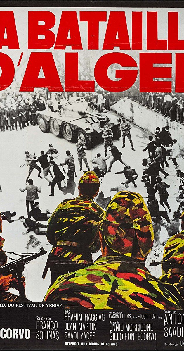 The Battle of Algiers (1966) - IMDb