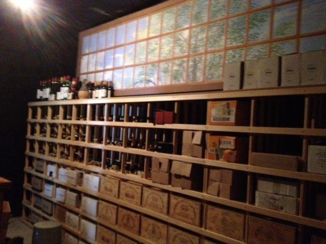 84 best meuble bois cave vin cuisine images on pinterest ranges kitc. Black Bedroom Furniture Sets. Home Design Ideas