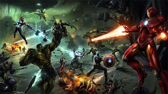 """Marvel e Square Enix annunciano """"The Avenger Project"""", nuova ondata di giochi a tema super eroi! - Marvel e Square Enix uniscono le loro forze per portare avanti """"The Avenger Project"""" che ci porterà una valanga di giochi basati sui supereroi Marvel!  Vendicatori Ri-uniti! I giochi basati sull'universo Marvel non sono, fortunatamente, mai mancati, sicuramente la qualità... -  http://www.tecnoandroid.it/2017/01/27/marvel-square-enix-avenger-project-215"""