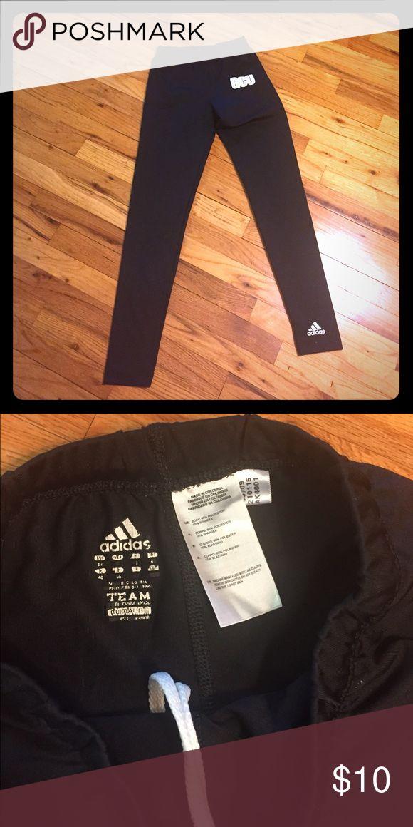 Adidas leggings Georgian court university adidas Pants