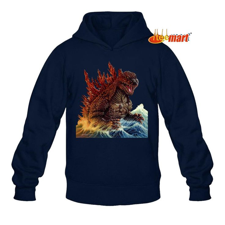 Godzilla Movie Hoodies Godzilla is a powerful story of human courage and reconciliation in the face of titanic forces of nature and stands tall as a symbol of man's folly.Godzilla's Movie are popular with fans all over the world.The Movie Logo Hoodies,is our best seller for a reason relaxed,tailored