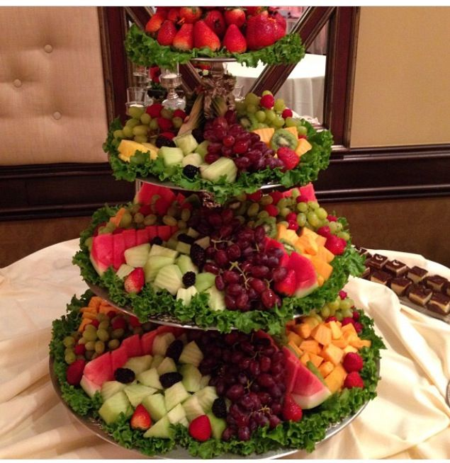 17 Best Ideas About Fruit Platter Designs On Pinterest