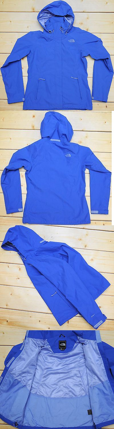 Coats and Jackets 181365: The North Face Sangro - Hyvent - Waterproof Lightweight Women S Jacket Size S -> BUY IT NOW ONLY: $60 on eBay!