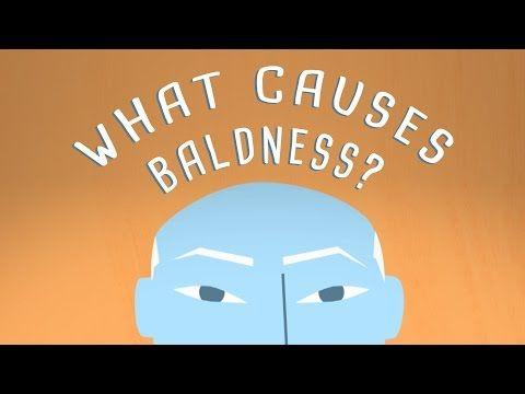 Why do some people go bald? - Sarthak Sinha