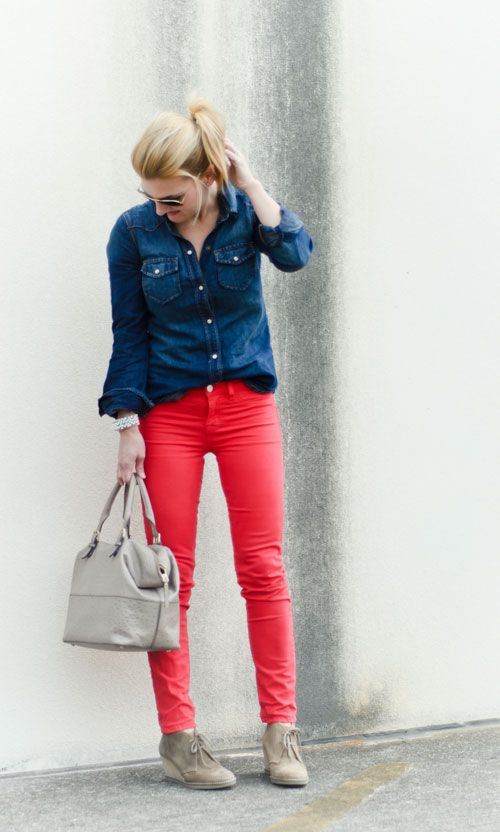 how to wear wedge boots with jeans | if i need some style ...