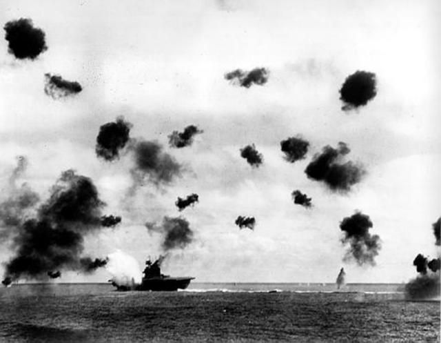 Unsealed 75 years after Battle of Midway: New details of alarming WWII press leak